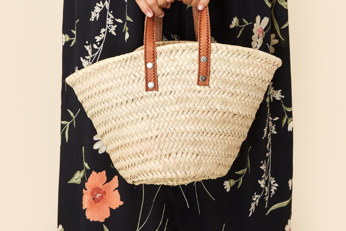 e82ff60aaf5f What s the Deal With Those Straw Bags All Over Instagram  - Racked