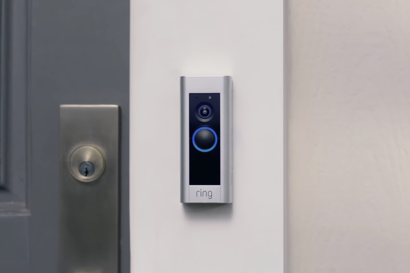 Alexa can now greet people from your Ring Doorbell Pro