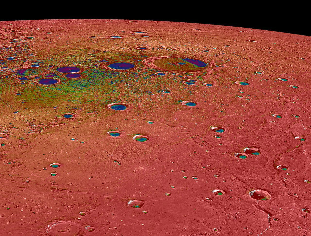 Mercury was a total mystery for centuries  We're finally learning