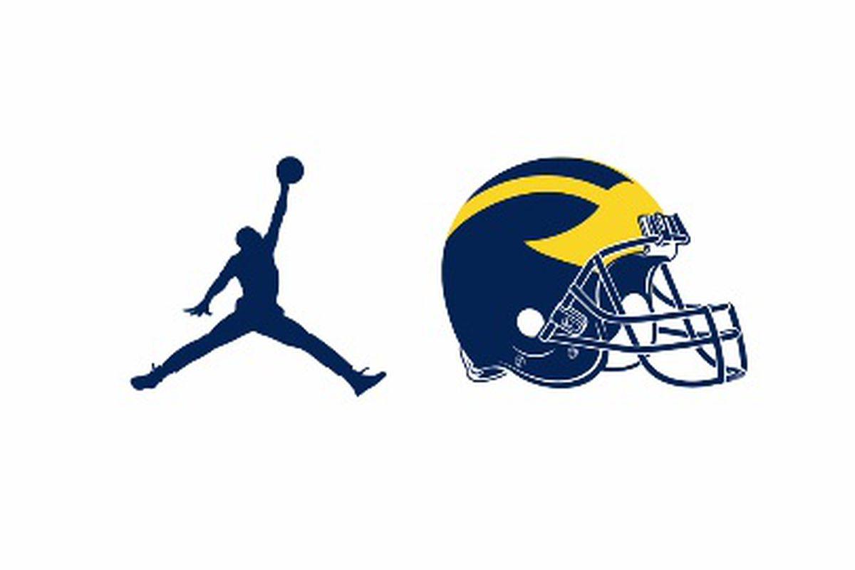 be5cee7560e5 Michigan becomes first Jordan brand football team - Chicago Sun-Times