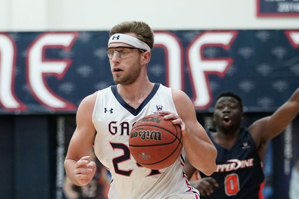 NCAA Basketball: Pepperdine at St. Mary's