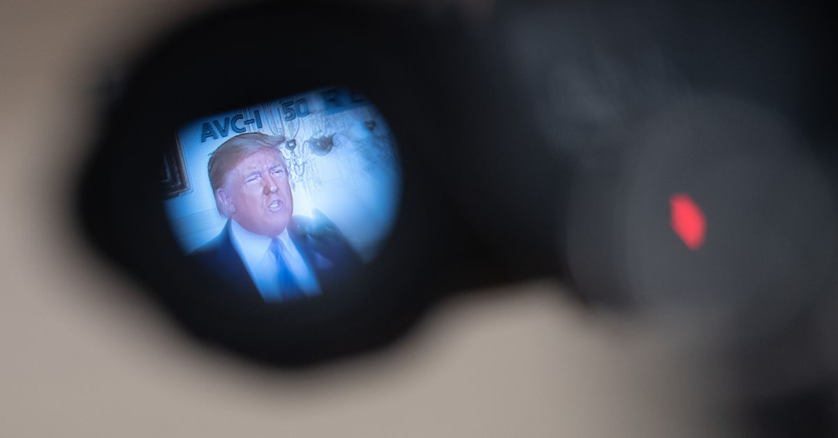 Trump wants social media to detect mass shooters before they commit crimes