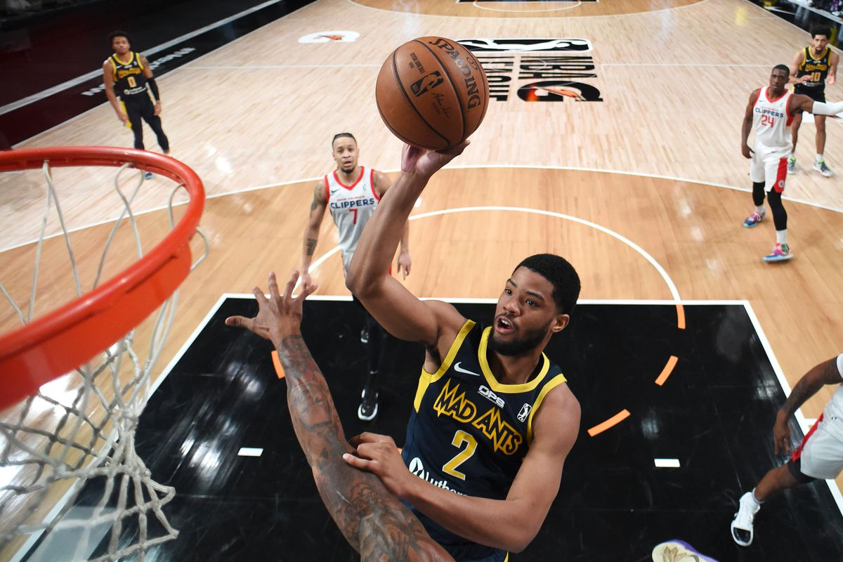 Agua Caliente Clippers v Fort Wayne Mad Ants