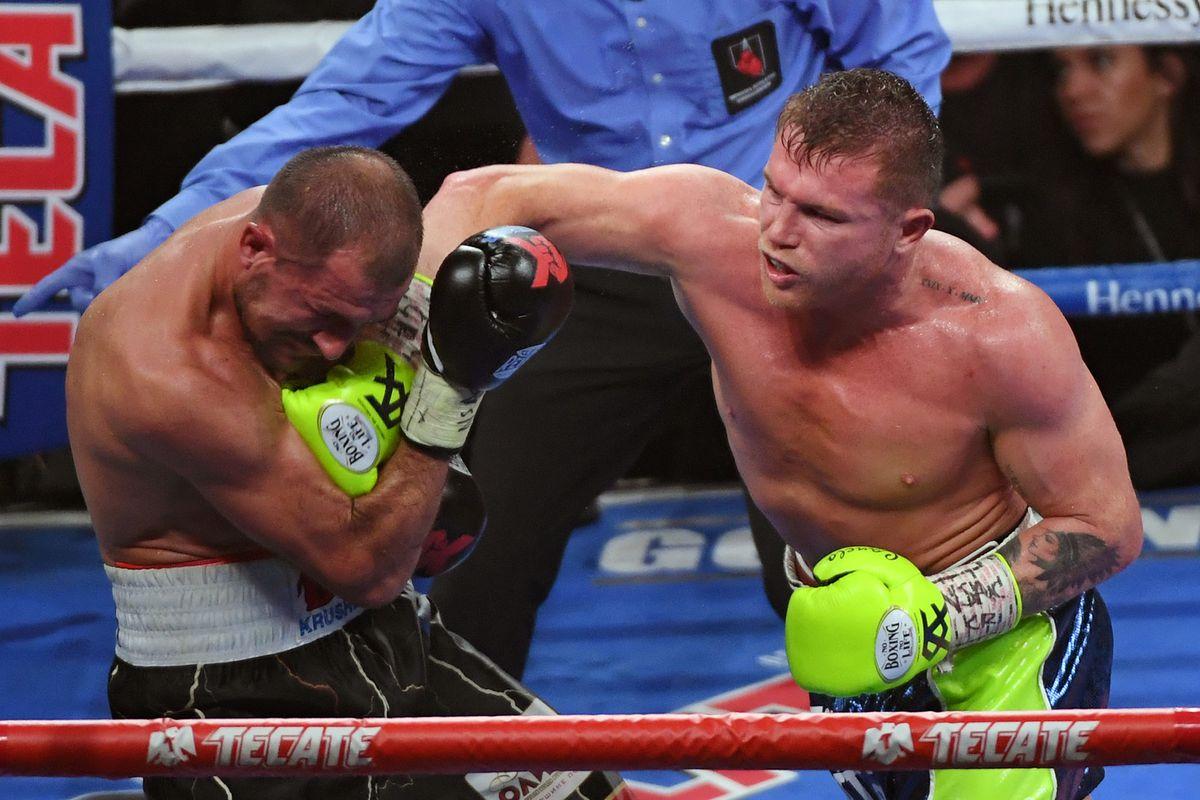 Boxing pros react to Canelo's knockout of Sergey Kovalev