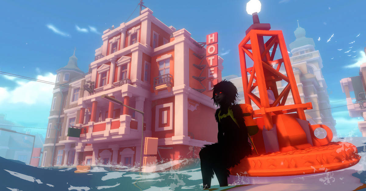 Sea of Solitude is a haunting game that turns personal demons into literal monsters