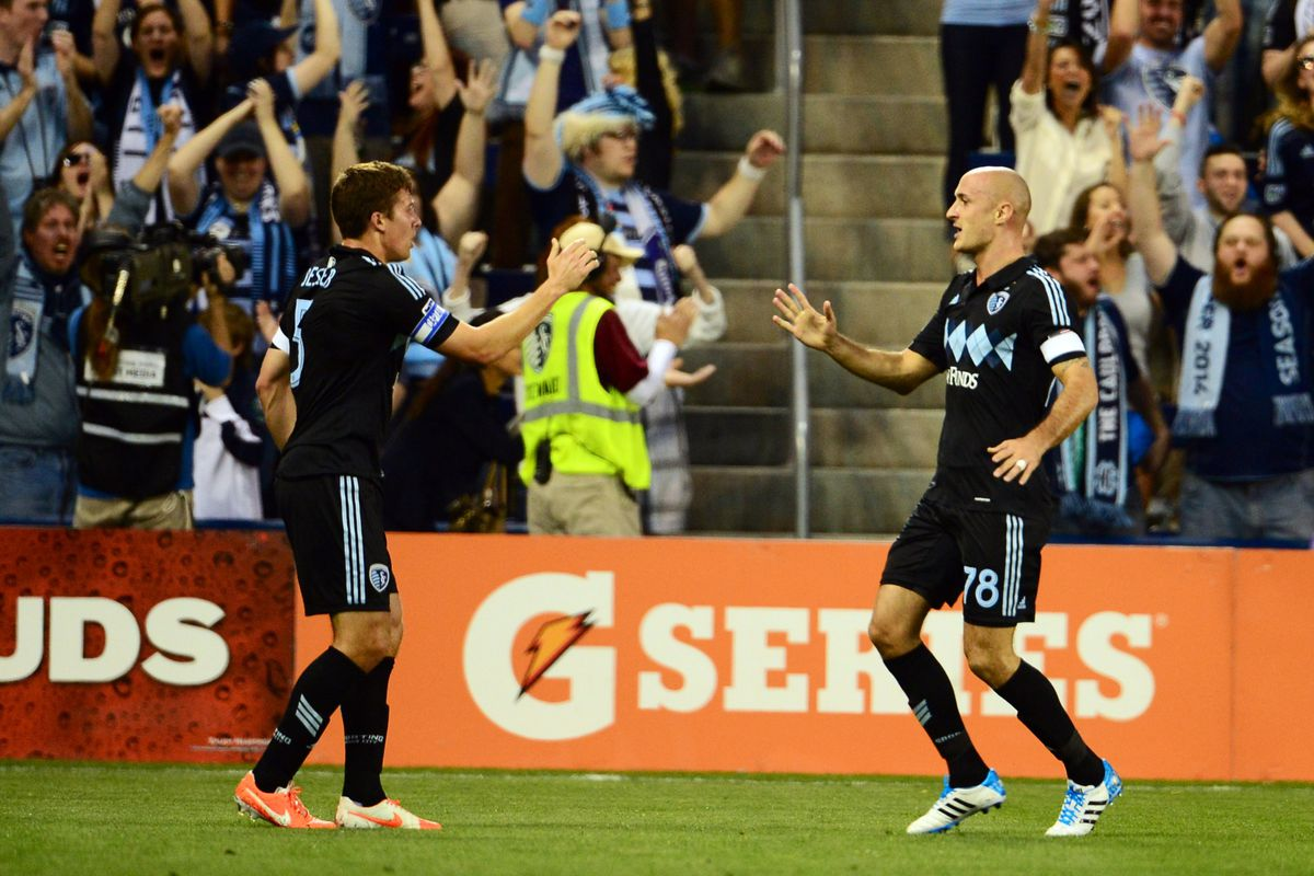 SKC have their back line for 2 more games before the World Cup