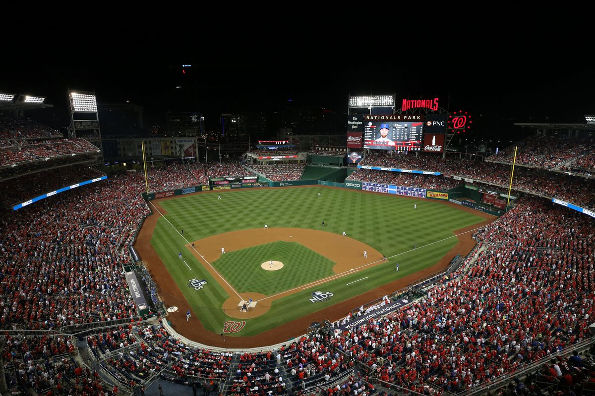 Divisional Round - Chicago Cubs v Washington Nationals - Game One
