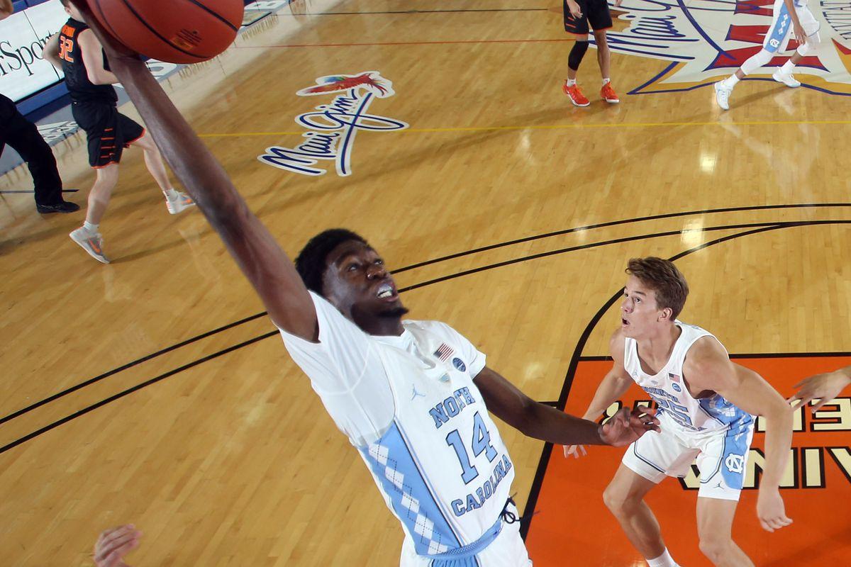 NCAA Basketball: Maui Invitational Day Two- Oklahoma State vs North Carolina