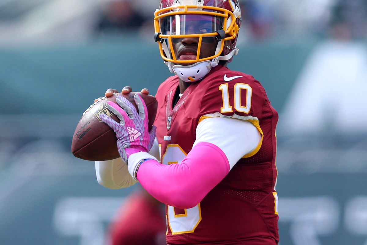 quality design 61ce1 0a644 It won't be easy, but RG3 can revive his career with the ...