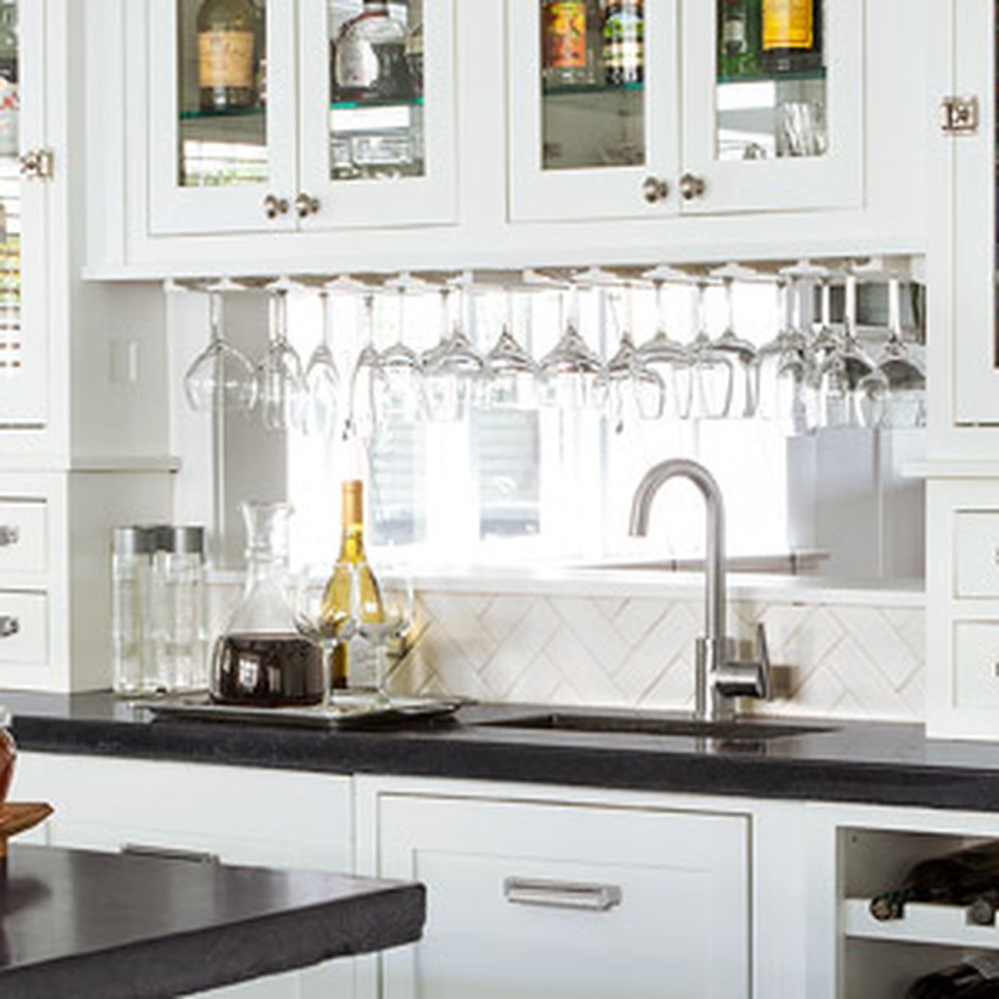 Built Ins That Make Entertaining Easier This Old House