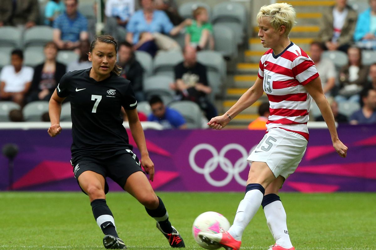 American-born New Zealand international defender/midfielder Ali Riley would make a tempting off-season target for the Pride.