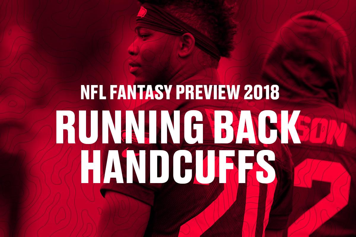 Fantasy football handcuffs for all 32 NFL running back