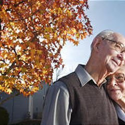 Ron and Marcella Ramey eloped in New Meadows, Idaho, at ages 20 and 15, and lived on $15 per week.