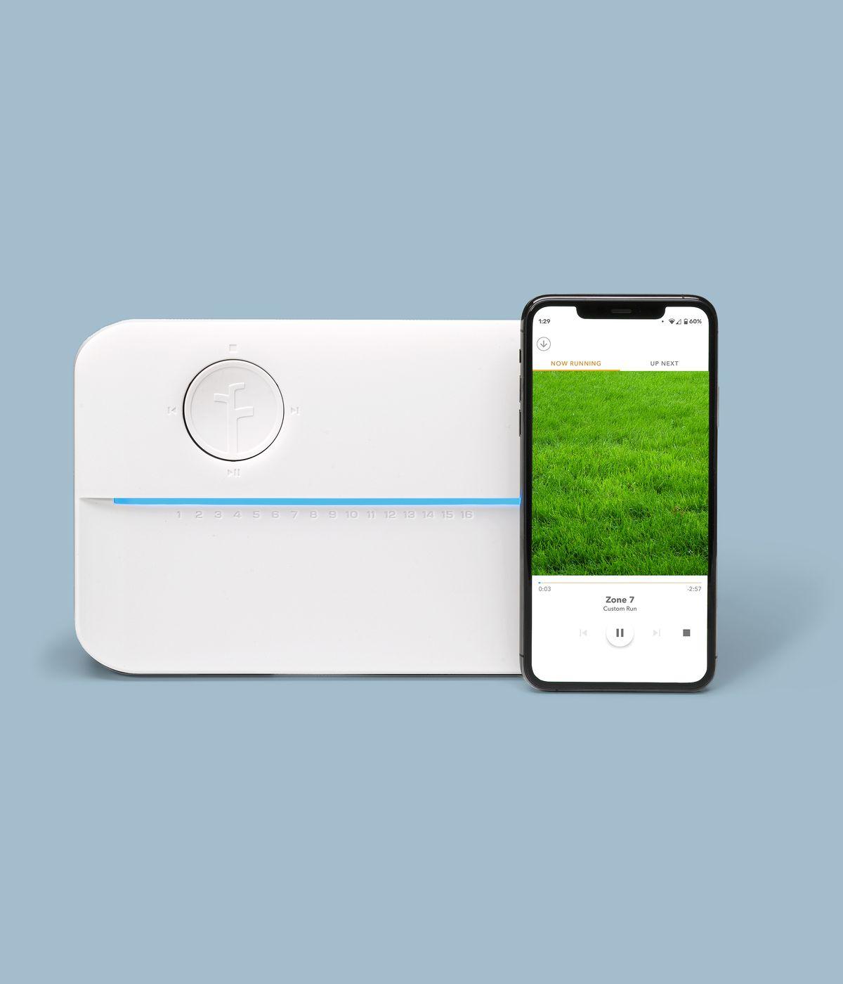 Summer 2021, Smart Home, smart sprinkler controller