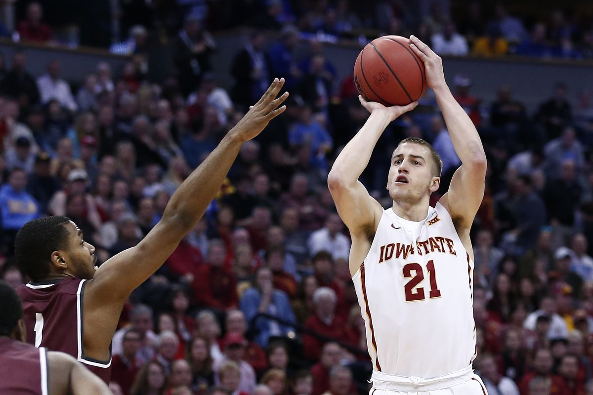 37f044ecc Matt Thomas is One of the Best Players in Iowa State History - Wide ...