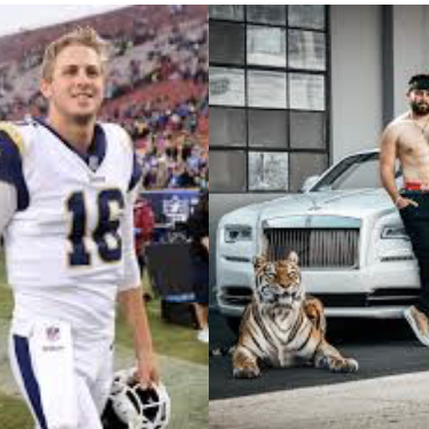 best loved a21b9 d98c7 Three reasons why Jared Goff and Baker Mayfield are NFL's ...