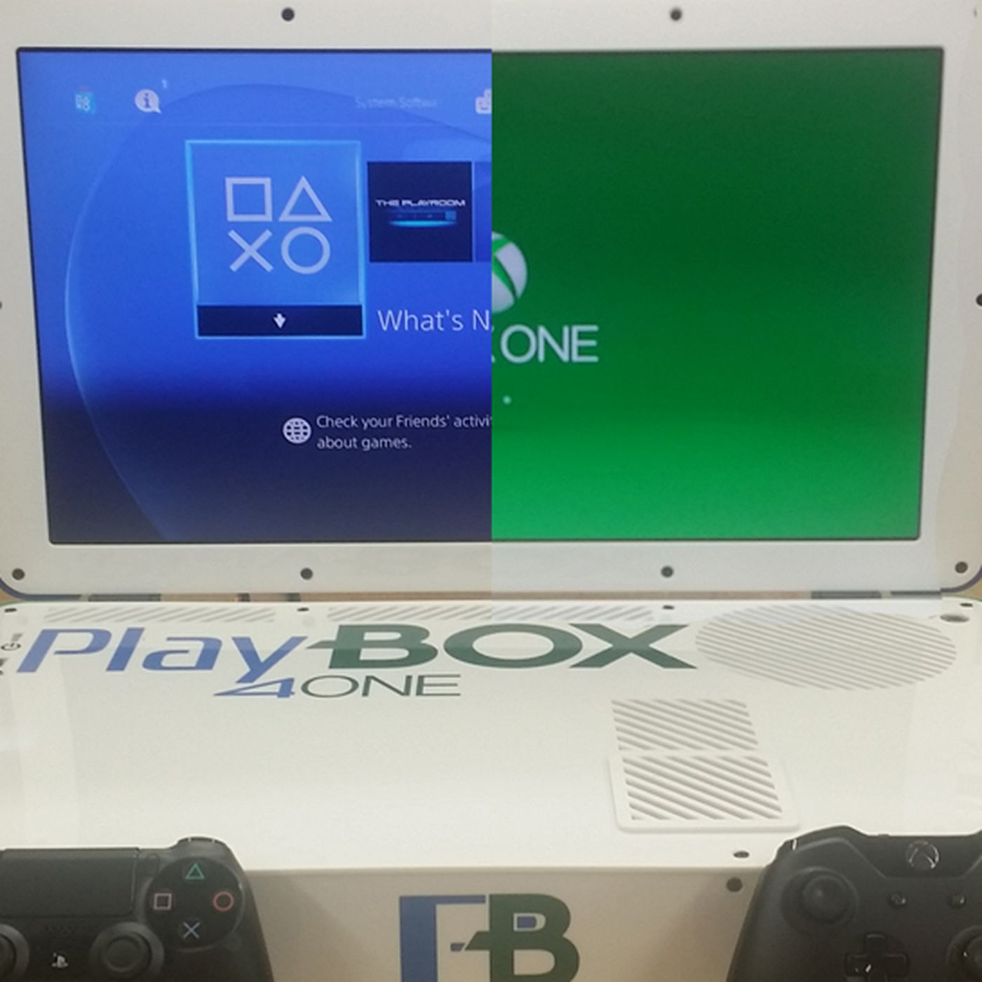 playbox for ps4