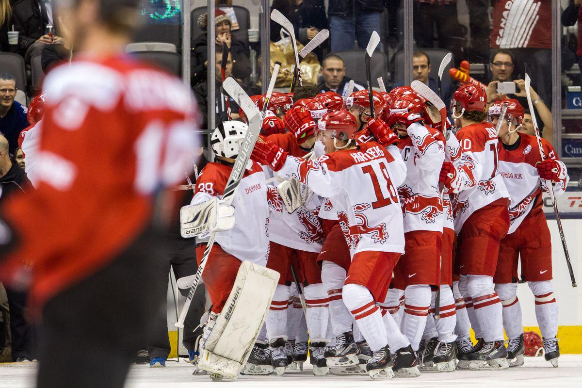 2019 World Junior Hockey Championship Team Denmark Preview Roster