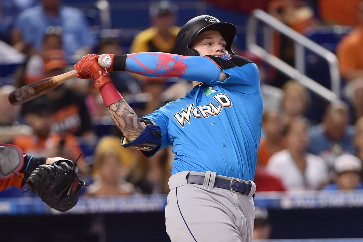 MLB: All Star Game-Futures Game