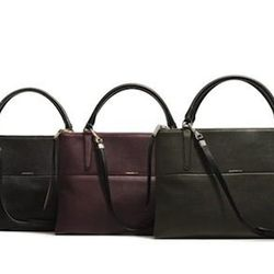 The bag is part of Coach's Holiday 2013 collection. Photos: Courtesy of Coach