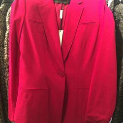 Blazer, size 6, $175