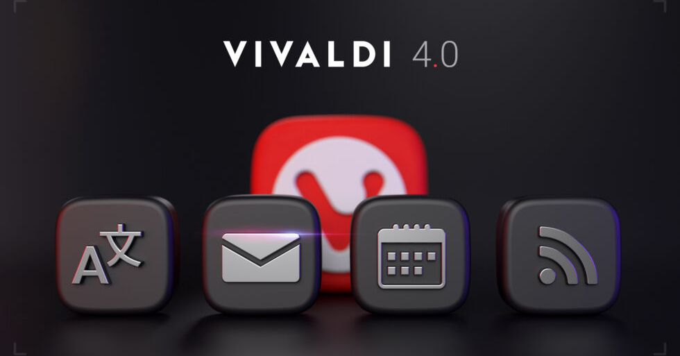 The Vivaldi browser now has mail calendar and an RSS reader built-in – The Verge