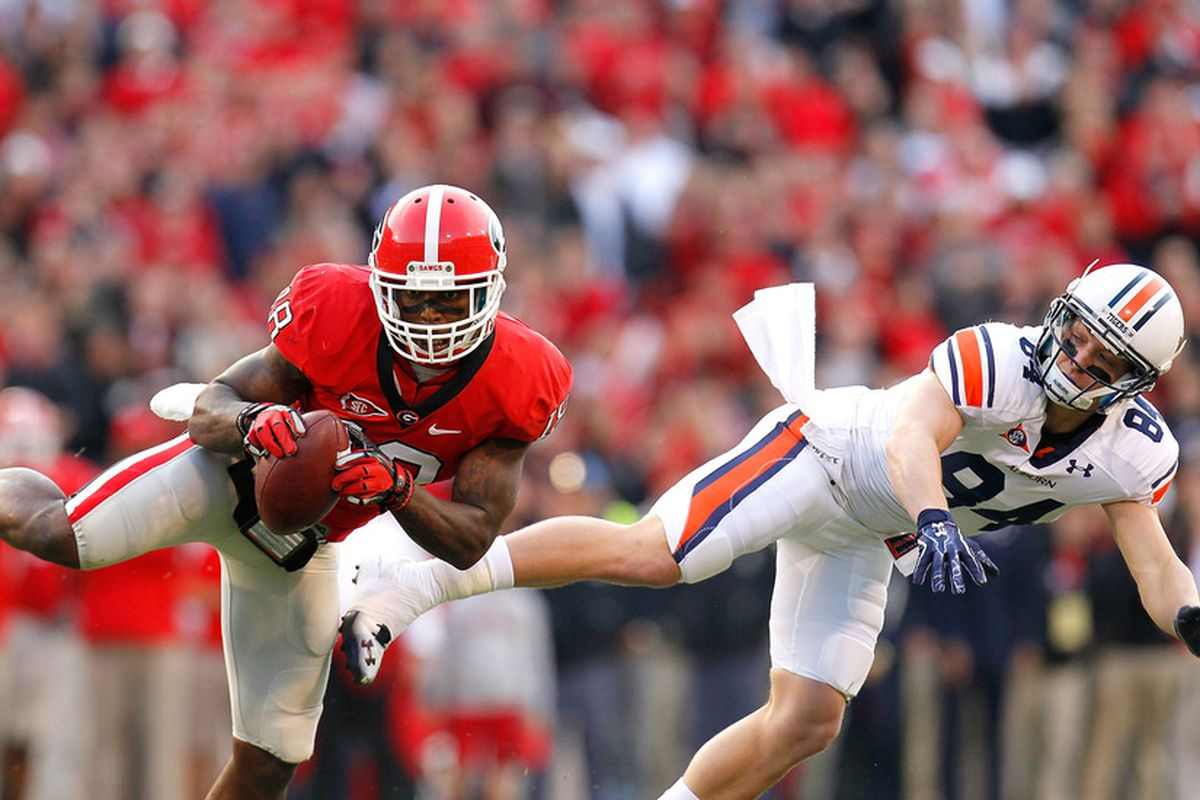 Are The 2012 Bulldogs The Best Georgia Squad Never To Win A Title