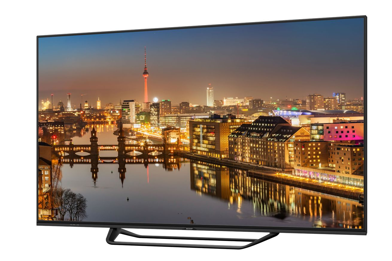 sharp s 70 inch 8k tv is shipping this month for 11 199