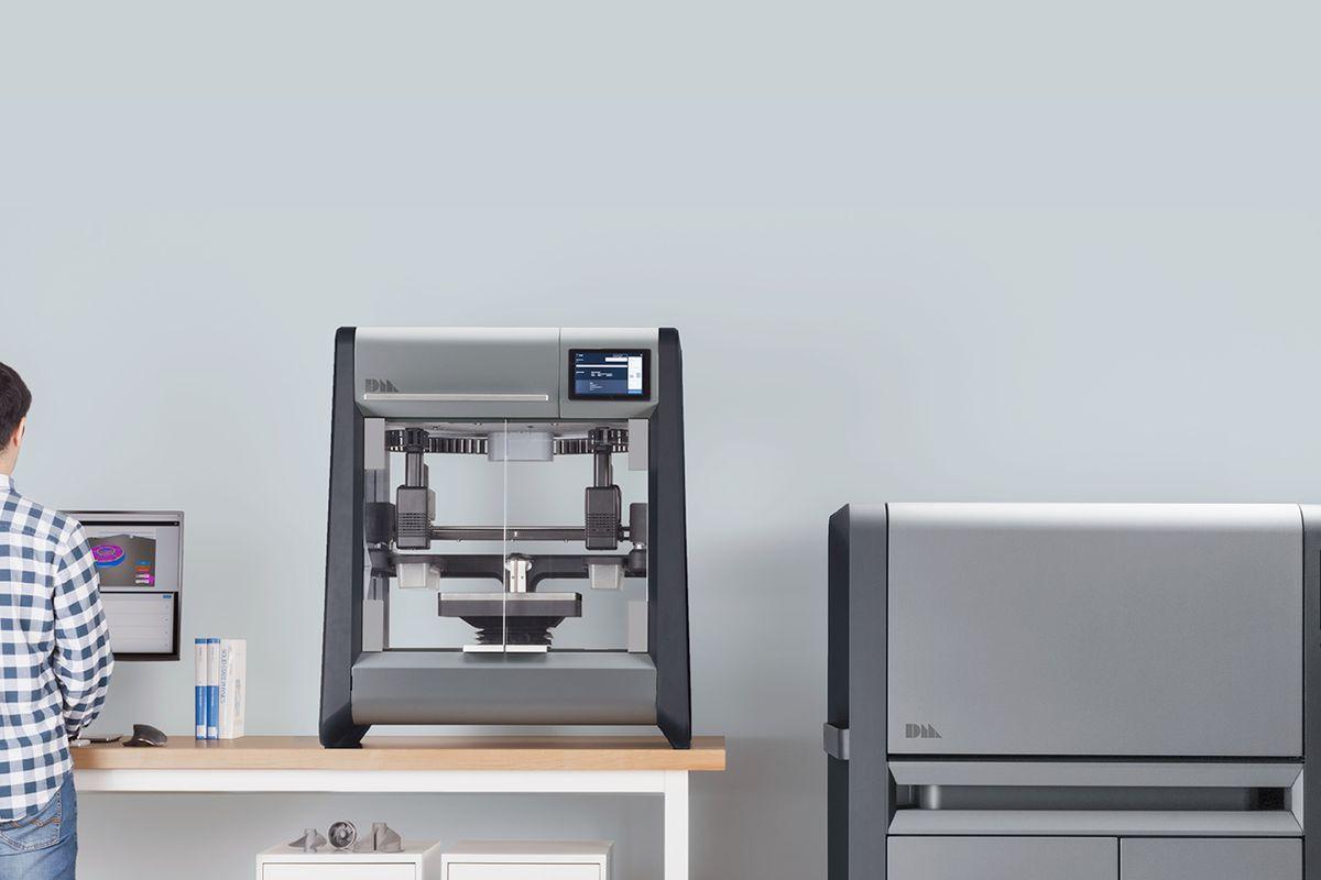 Desktop Metal's 3D printers aren't cheap, but they're