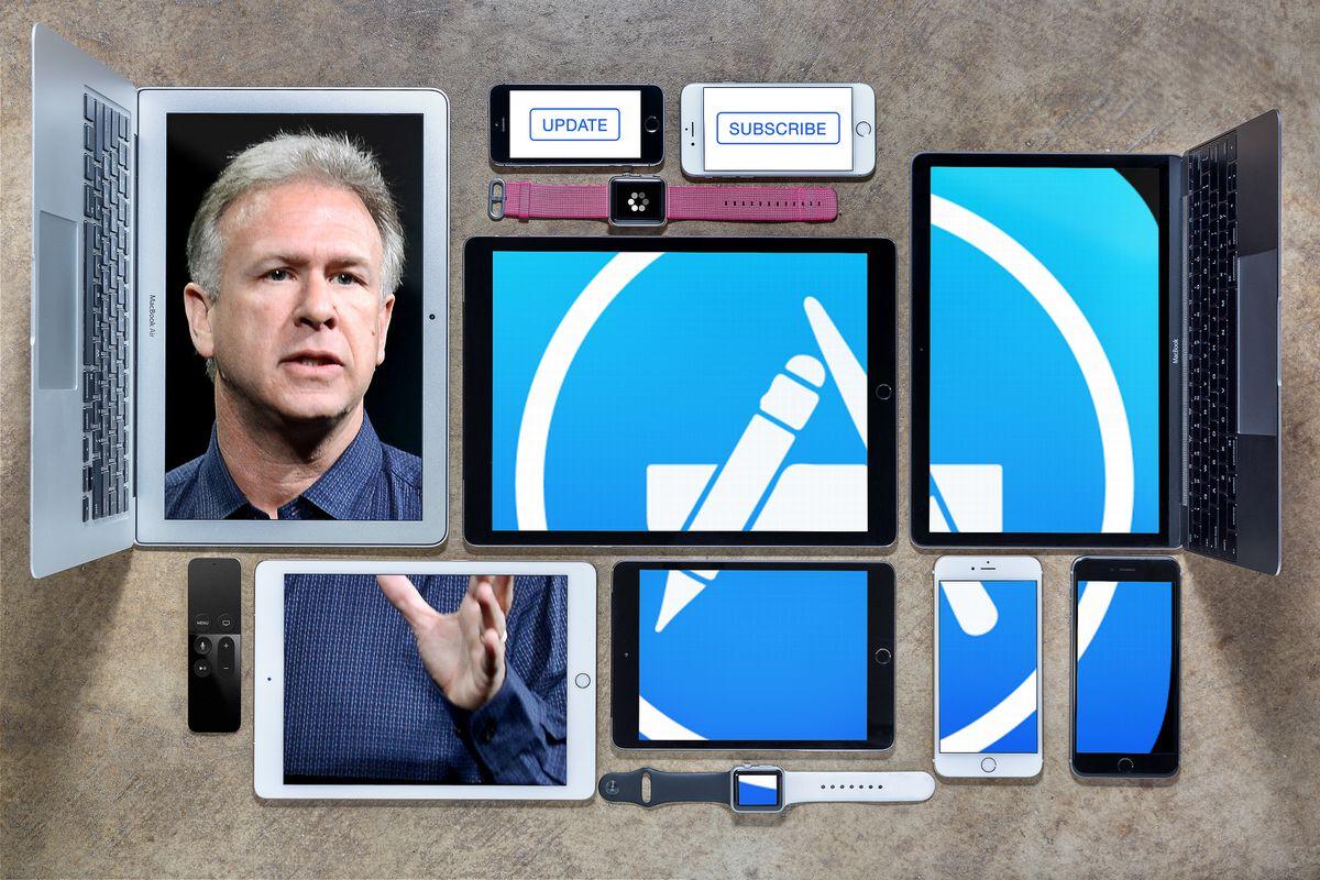 Schiller app store bareham