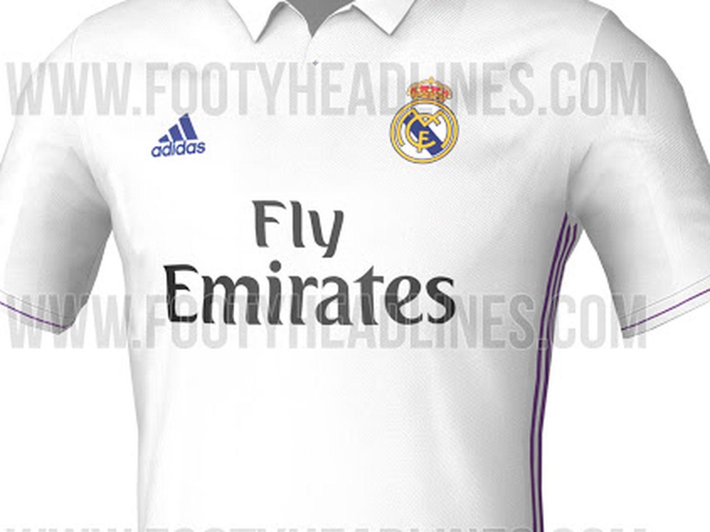 2016-2017 Real Madrid kits leaked  - Managing Madrid 47f336e82