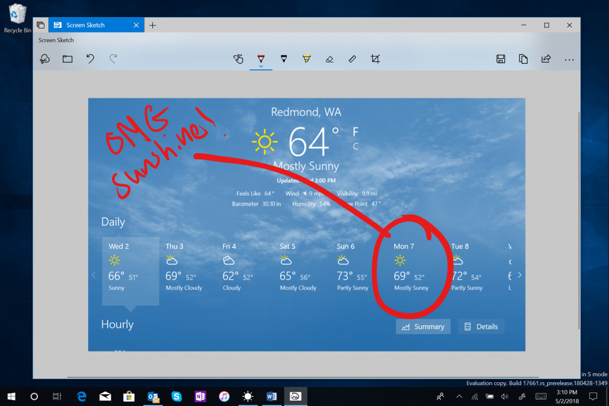 Windows 10 is finally getting an improved screenshot tool - The Verge