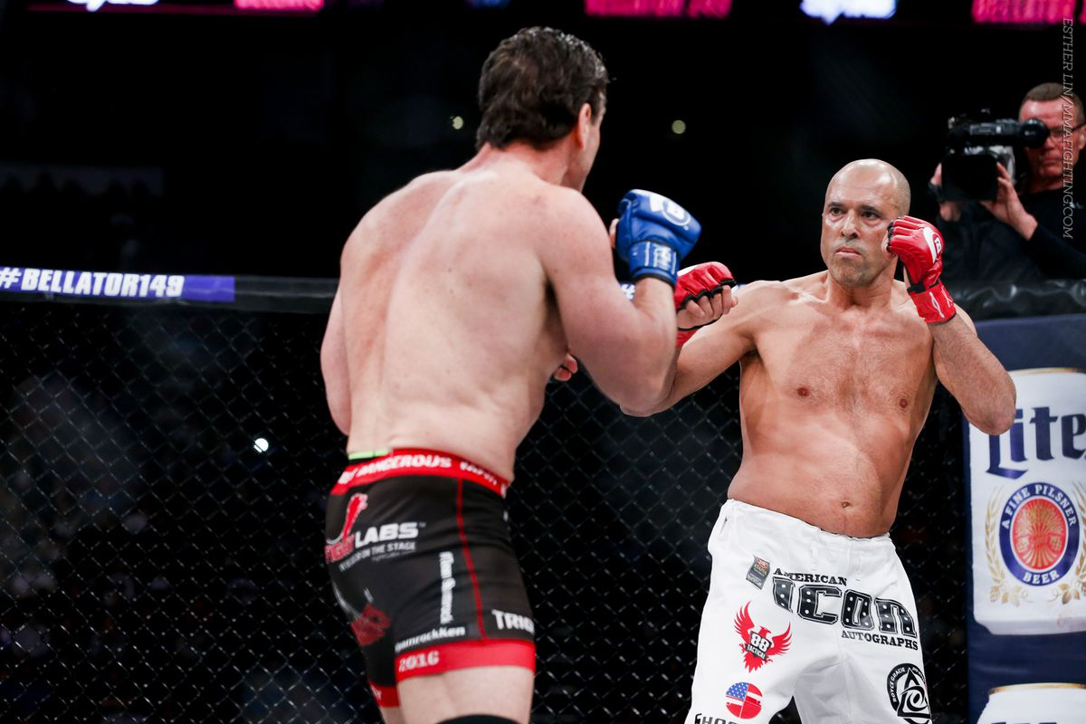 royce gracie on controversial low blow against ken shamrock it did