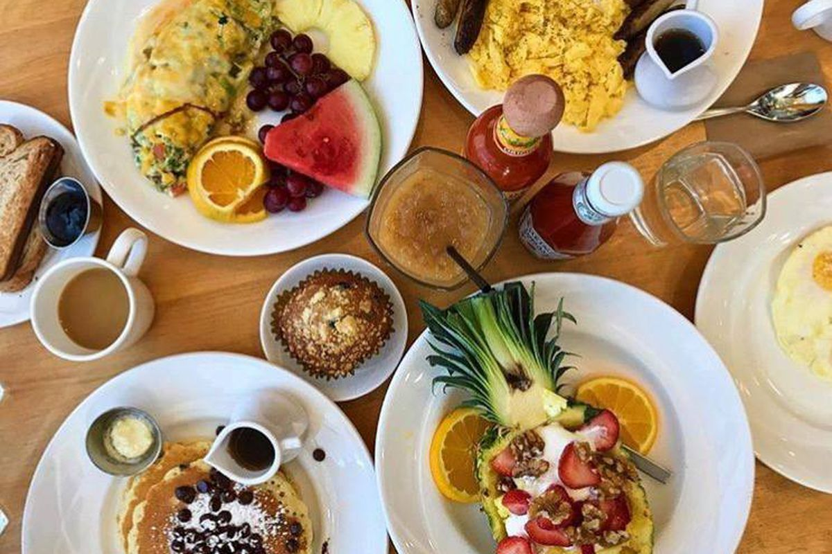 Breakfast Spread From Yolk Photo Credit Facebook