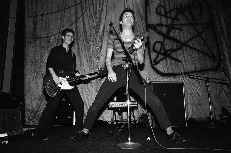 The Dead Kennedys Perform Live