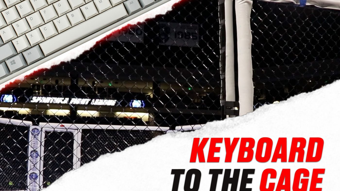 Keyboard to the Cage: Ep. 3 - Sparring & fears