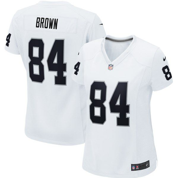 san francisco 38628 cc5d3 Antonio Brown Raiders jersey is now a reality and it's ...