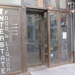 """Interstate Food & Wine, to become a place tentatively known as Tenement LES. [Photo: <a href=""""http://www.boweryboogie.com/2013/02/tenement-les-angling-for-interstate-food-liquor-spot-on-orchard/"""">Bowery Boogie</a>]"""