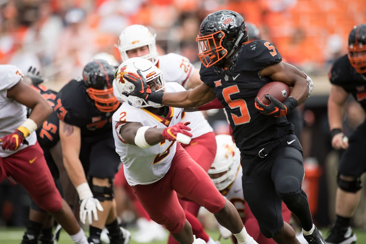 2019 Tampa Bay Buccaneers Draft Profile  RB Justice Hill - Bucs Nation a2463d532