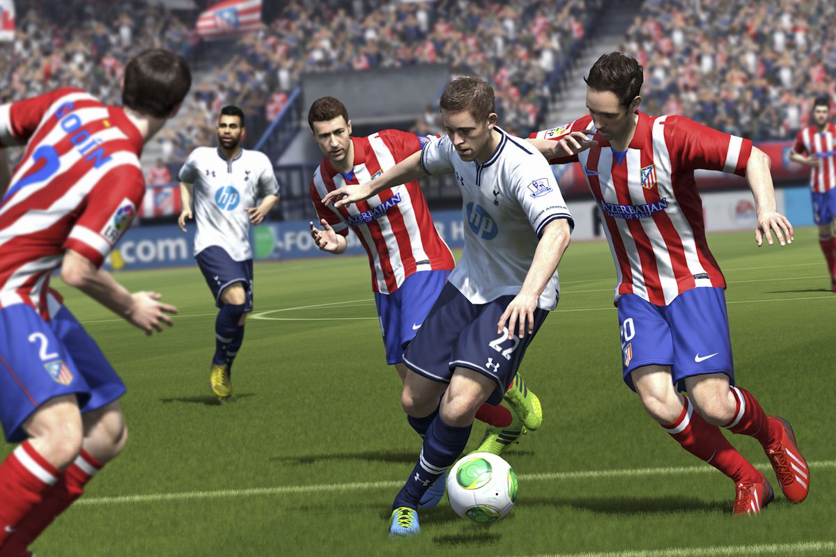 FIFA 14 review gallery