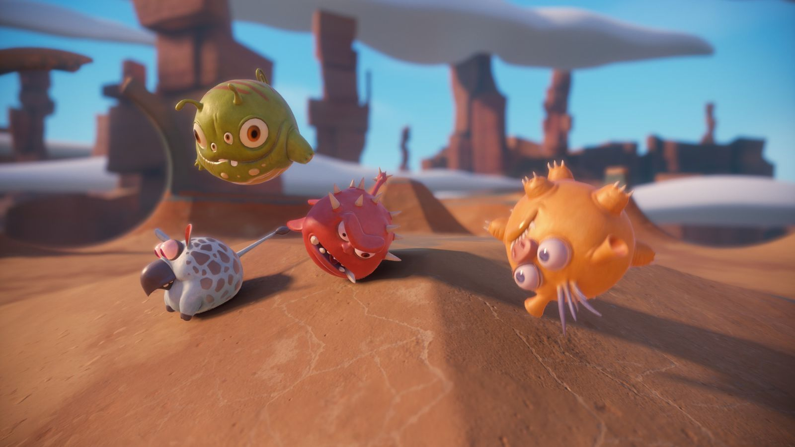 Squishy survival 9 - Deformers Is A Squishy New Game From The Creators Of The Order 1886 The Verge