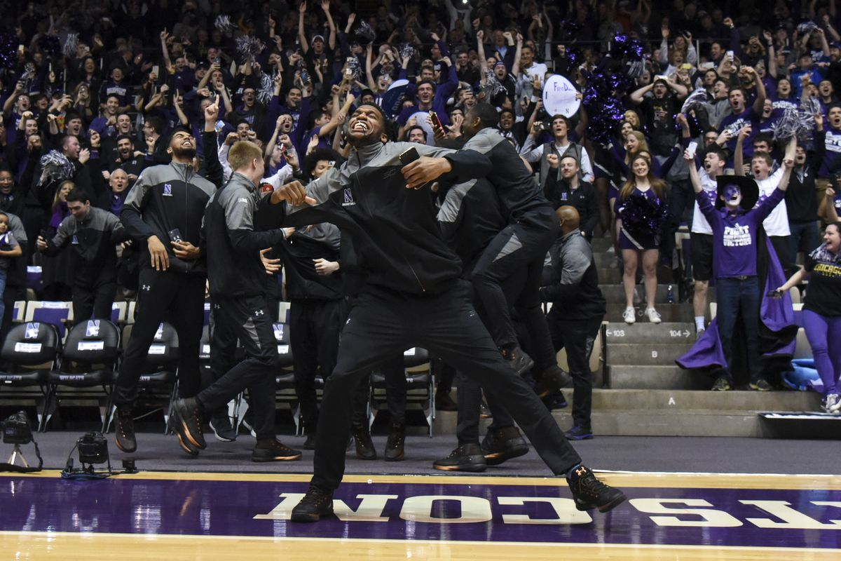 Northwestern NCAA Tournament Selection Watch Party