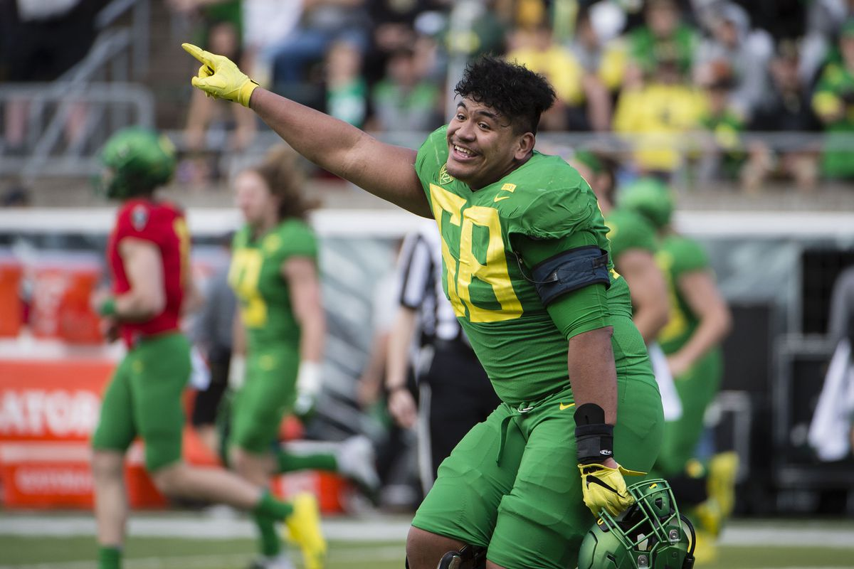 Entertaining Spring Game Bodes Well for Mighty Oregon