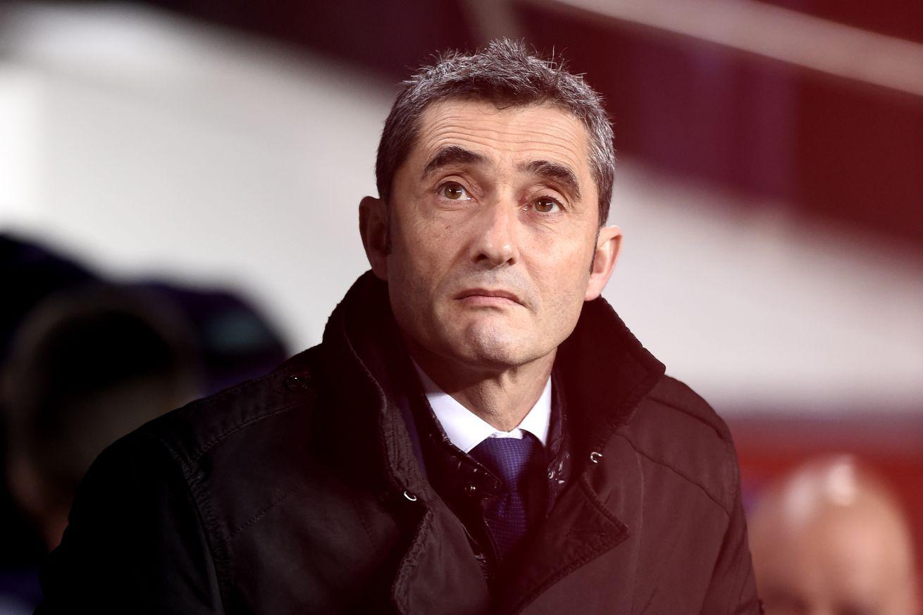 OFFICIAL: Barcelona extend Ernesto Valverde?s contract