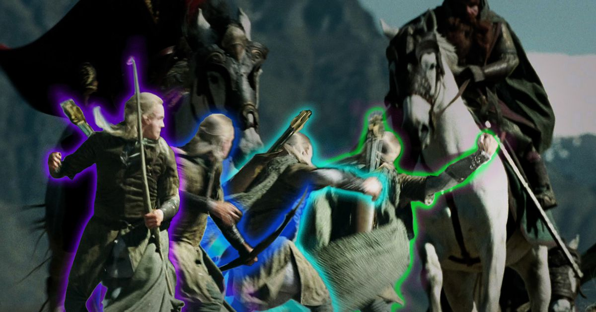 Legolas' Lord of the Rings horse scene pits science vs. special effects