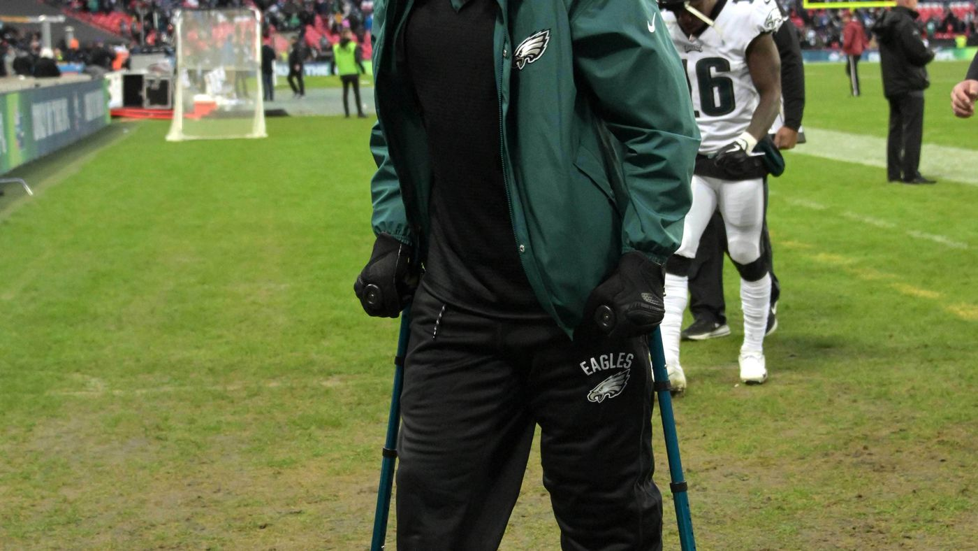 a913f214c Eagles News  Philadelphia has the second most contract value spent on  injured players - Bleeding Green Nation