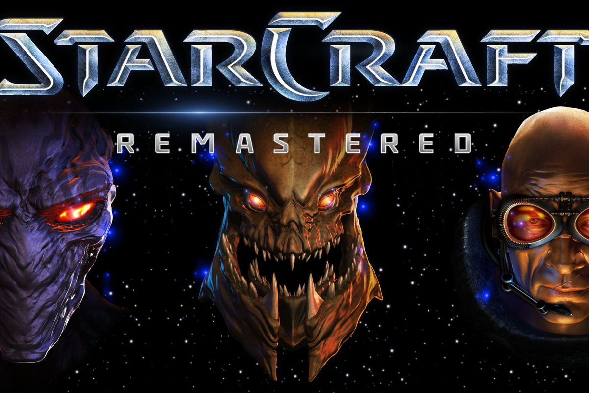 Blizzard Is Remastering Starcraft In 4k Resolution This Summer The