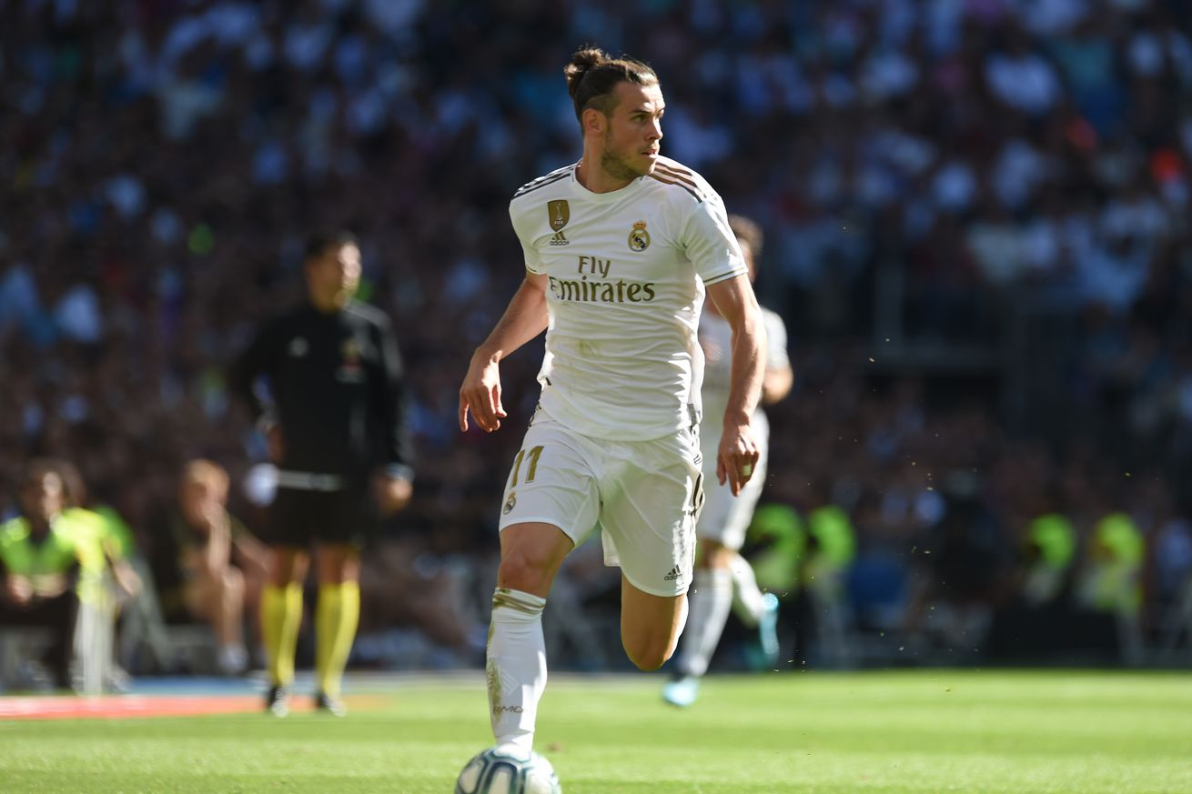Bale wants to leave Real Madrid next summer