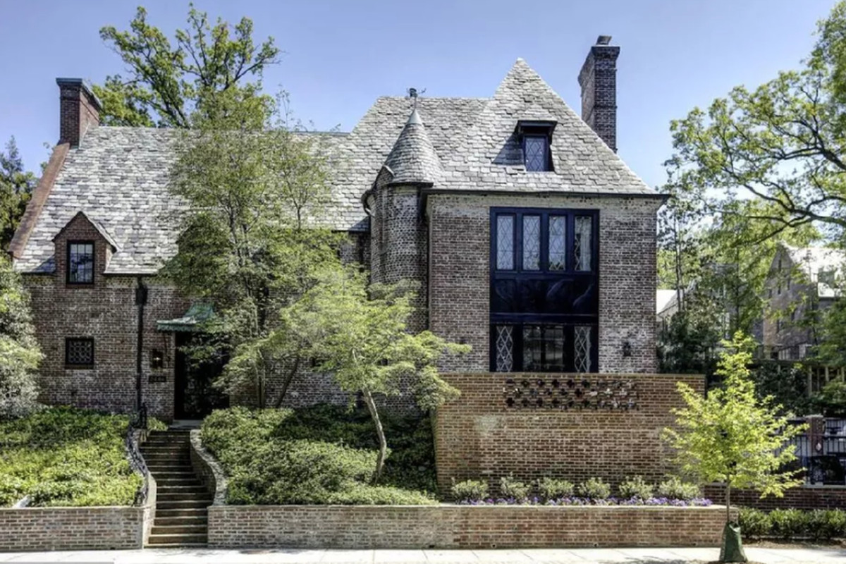 Obama First Family The Obamas Buy Kalorama Home For 8 1m Curbed Dc