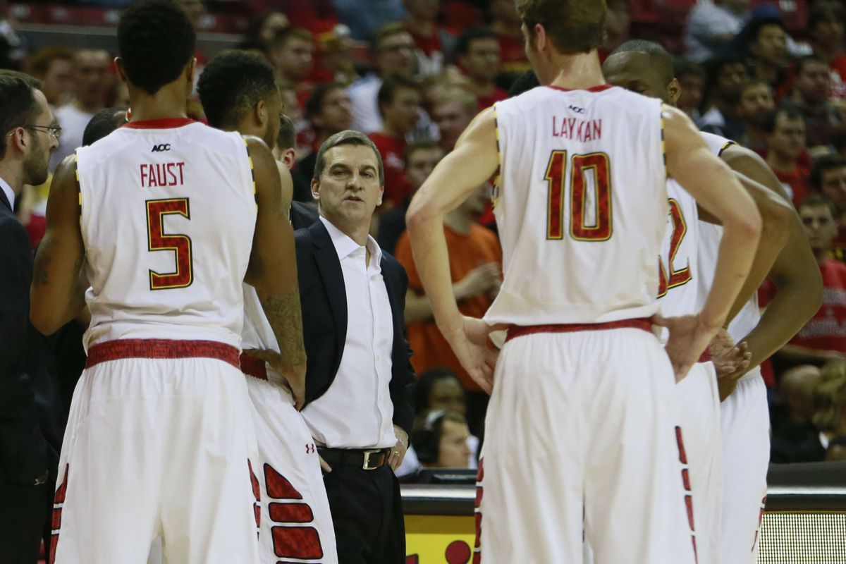 Maryland's Mark Turgeon will have his hands full getting his roster ready for the Big Ten.